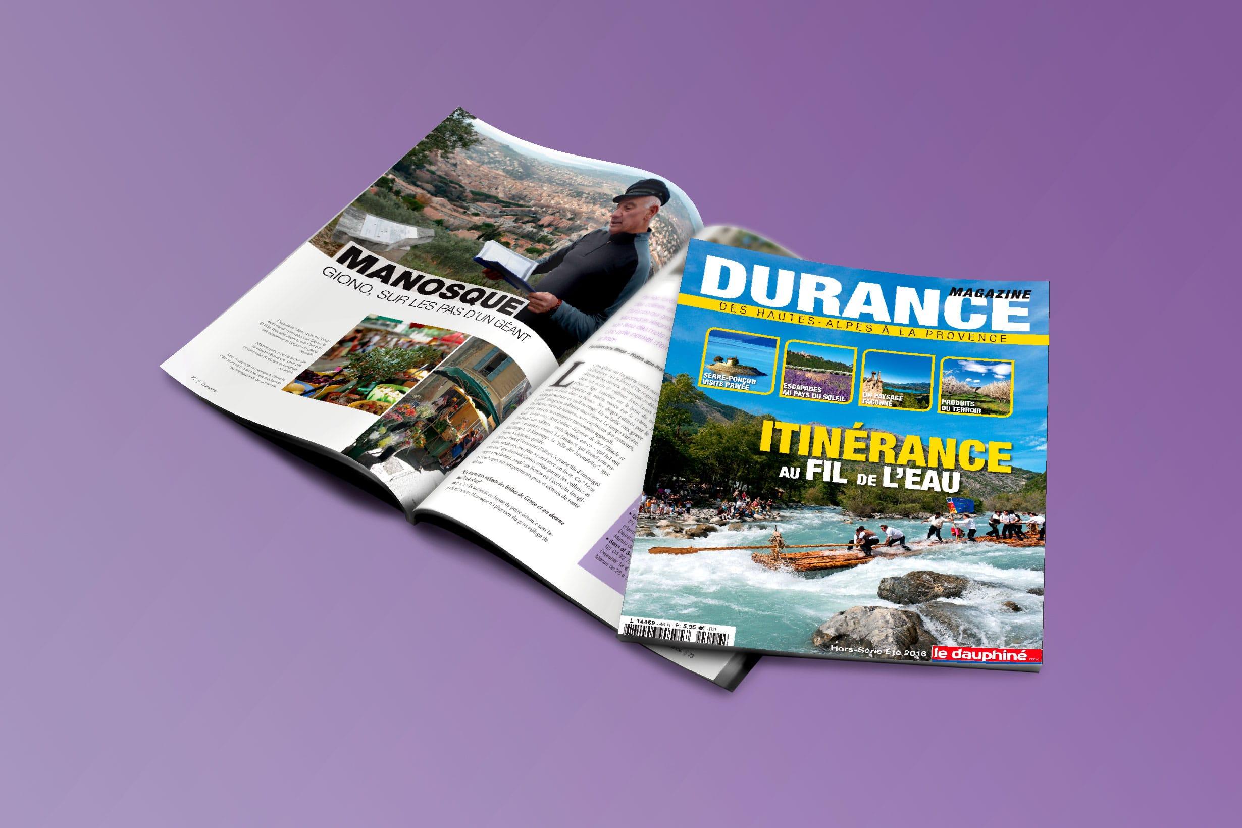 Magazine-durance